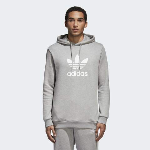 Худи мужская adidas ORIGINALS TREFOIL WARM-UP