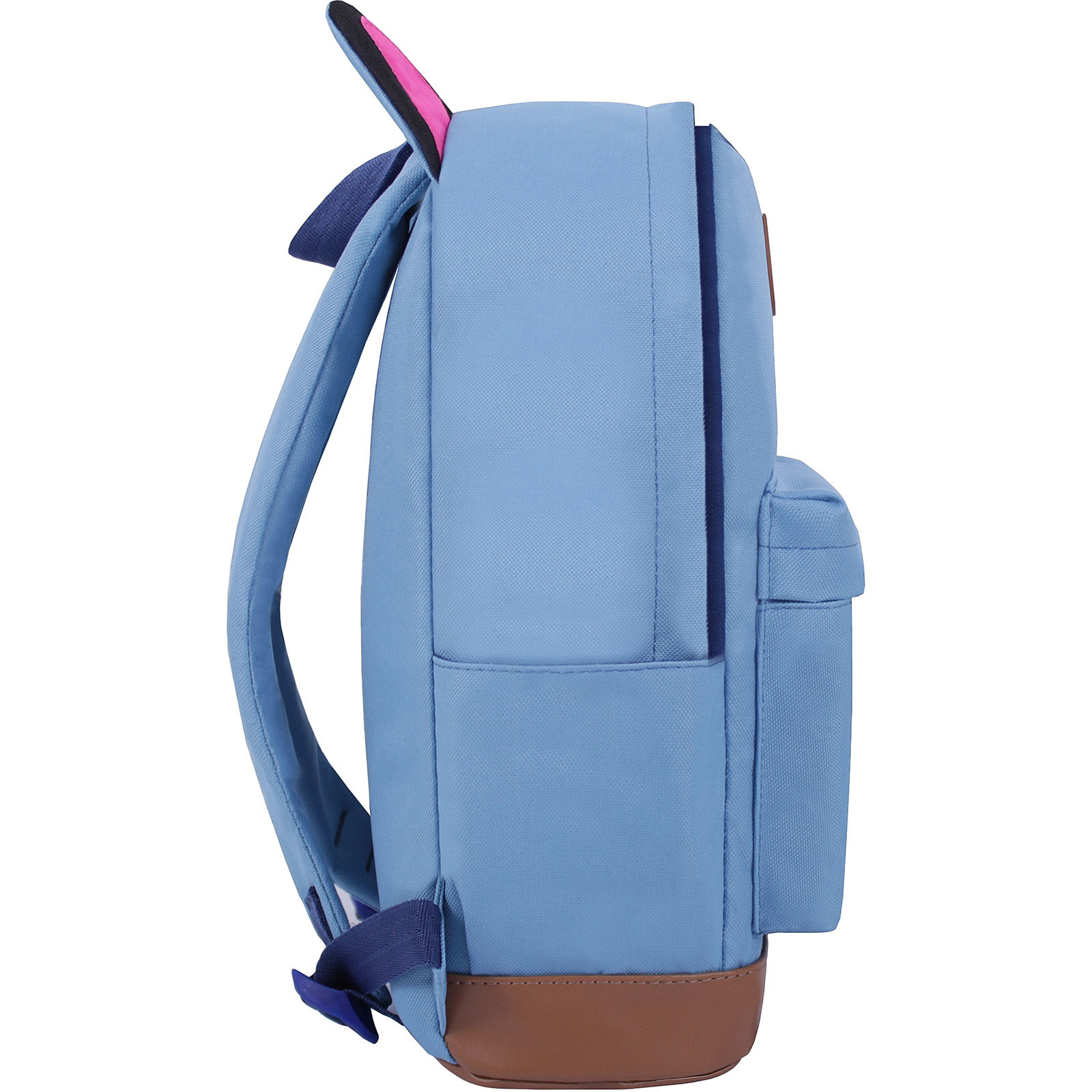 Рюкзак Bagland Ears голубой (0054566) фото 2