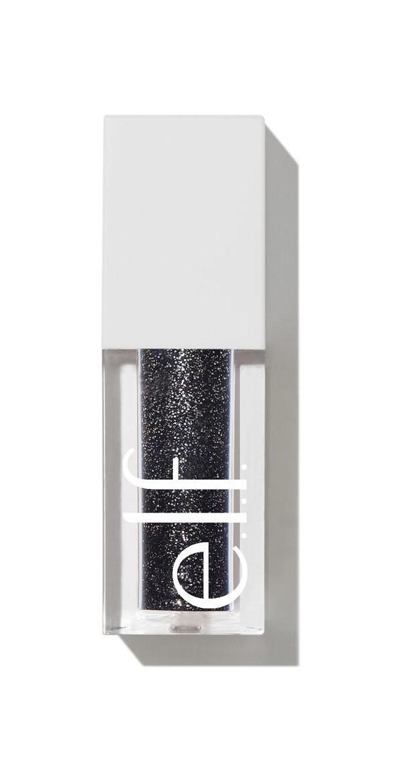 Жидкие тени ELF Liquid Glitter Black Magic