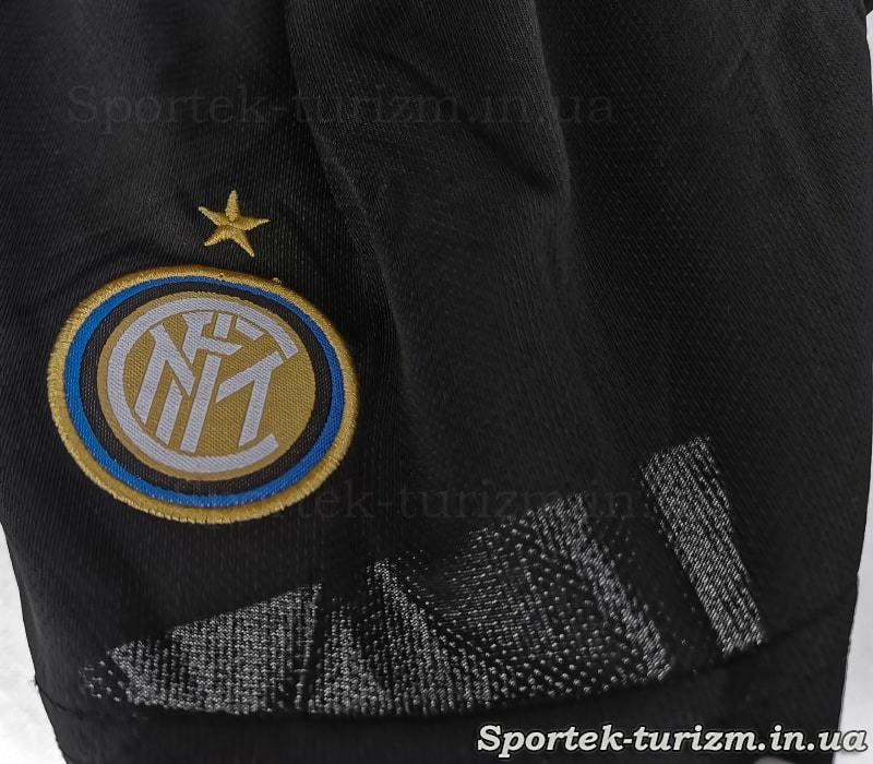 Шорты футбольной формы Миланского Интера