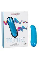 Компактный мини-вибратор Tremble Tickle