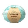 Пряжа Fibranatura Cotton Royal 18-716 (Голубой)