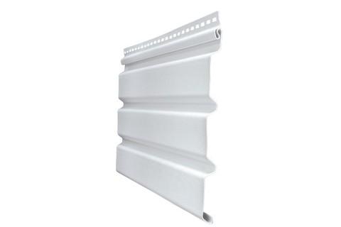 Софит Premium Гранд Лайн Estetic белый со скрытой перфорацией 3х0,246 м
