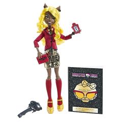Mattel Monster High Клаудия Вульф