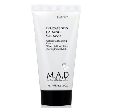 Маска успокаивающая гелевая для ухода за чувствительной кожей M.A.D Skincare Delicate Skin Calming Gel Mask, 60 гр
