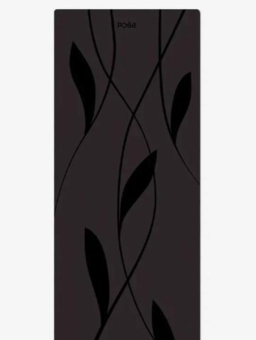 Легкий коврик для йоги Non slip Liana  183*61*0,6 см