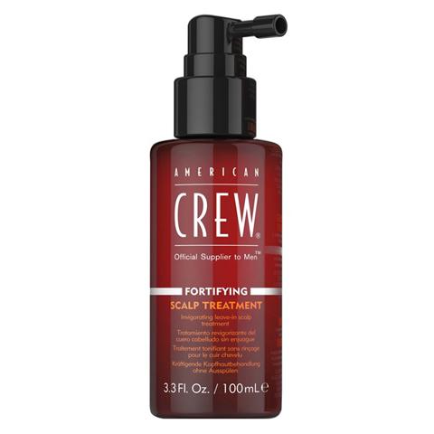 American Crew Classic: Тонизирующий уход за кожей головы для мужчин (Fortifying Scalp Treatment), 100мл