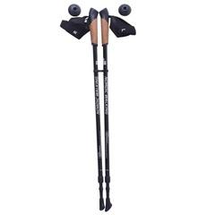Телескопические палки Kaiser Sport Nordic Walking Black