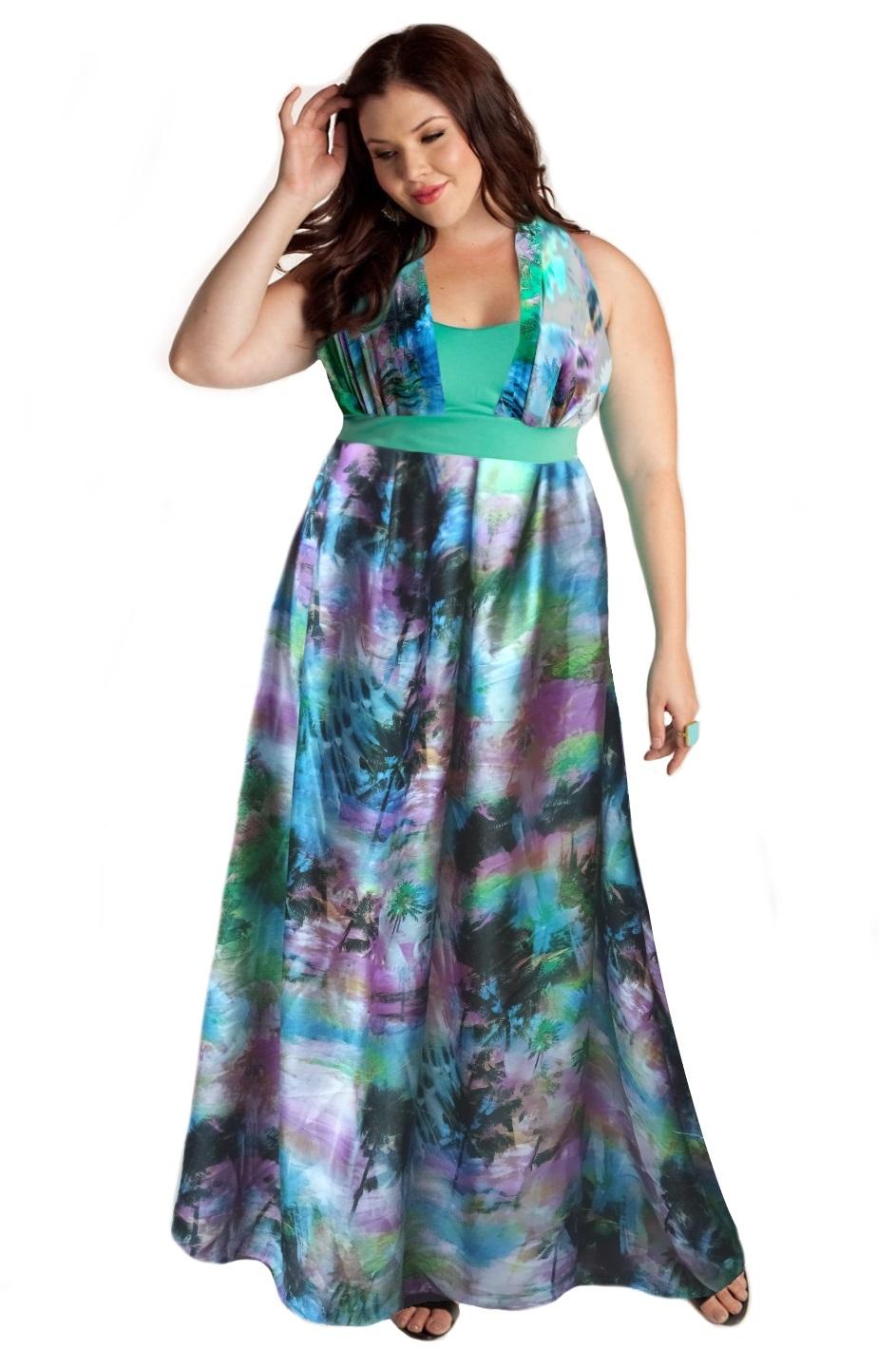 Платье 17-189