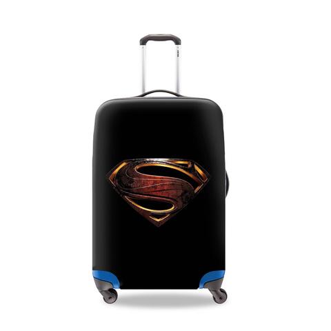 Чехол для чемодана - Супермен