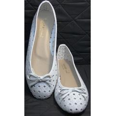 Свадебные балетки Vasari Gloria 19Y38840 White.