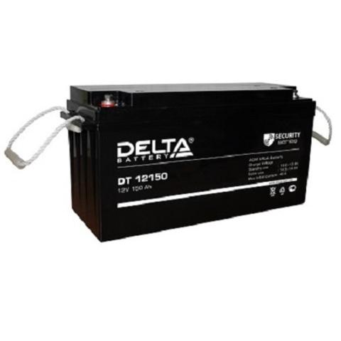 DT 12150 аккумулятор 12В/150Ач Delta