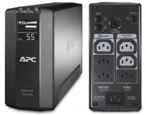 Источник бесперебойного питания BR550GI APC Back-UPS Pro 550 ВА