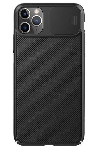 Чехол для телефона iPhone 11 Pro от Nillkin серии CamShield Case с защитной крышкой для задней камеры