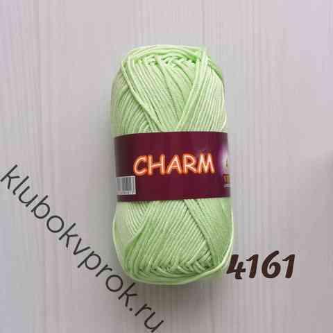 CHARM VITA COTTON 4161, Светлый салатовый