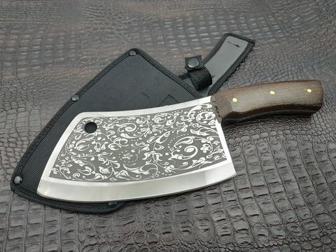 Нож-топорик Мясник-2, B143-33, Витязь