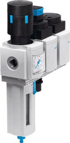 Блок подготовки воздуха, комбинация Festo MSB4-1/4:J1D1A1-WP 531101