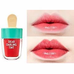 Dodaq üçün balzam \  Бальзам для губ \ Lip balm  Dear Darling Water Gel Tint Ice Cream 4.5g
