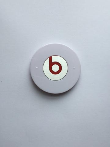 Крышка батарейного отсека Beats Studio (Белый)