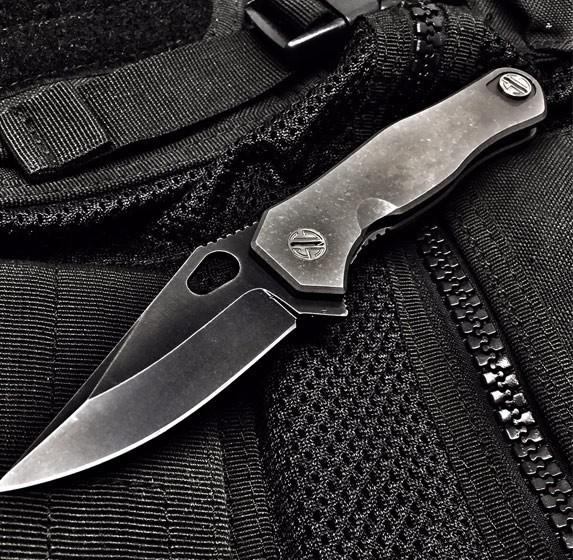 Нож Quartermaster Legion Roper QSE-5
