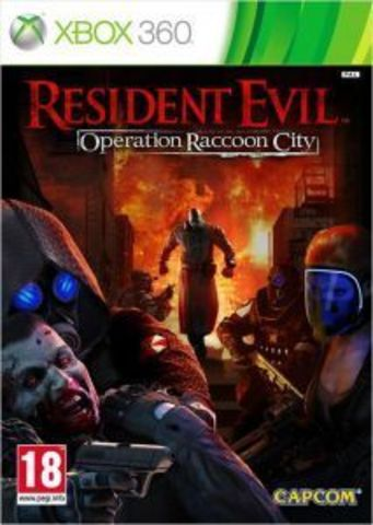Resident Evil: Operation Raccoon City (Xbox 360, русские субтитры)