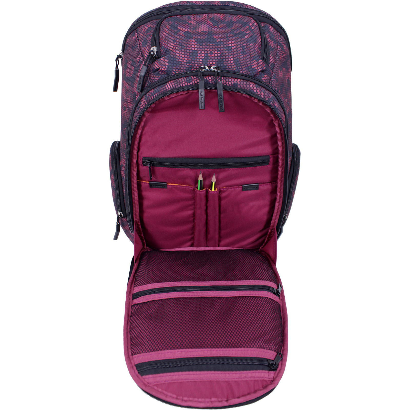 Рюкзак для ноутбука Bagland Tibo 23 л. 466 (00190664) фото 4