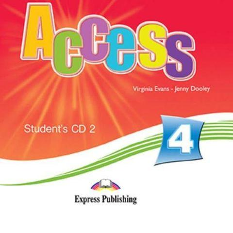 Access 4. Student's Audio CD 2. Intermediate. Аудио CD для работы дома (№2)
