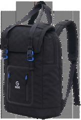 Рюкзак G.Ride Arthur 17L черный с синим