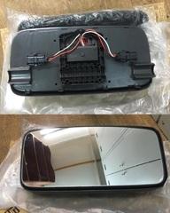 Зеркало MAN TGA TGM 207X399MM с подогревом и электроприводом, левое  Зеркало заднего вида MAN МАН  OEM MAN - 81637306480; 81637306482