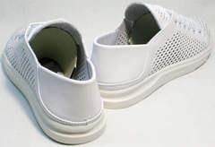 Модные кеды для женщин ZiKo KPP2 Wite.
