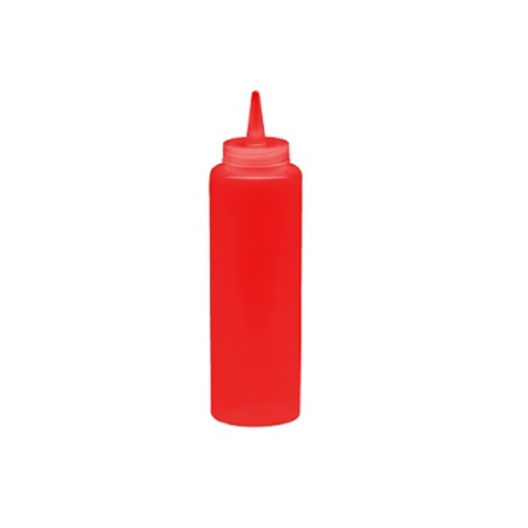 Диспенсер для бара (соусник) 375 мл    Красный