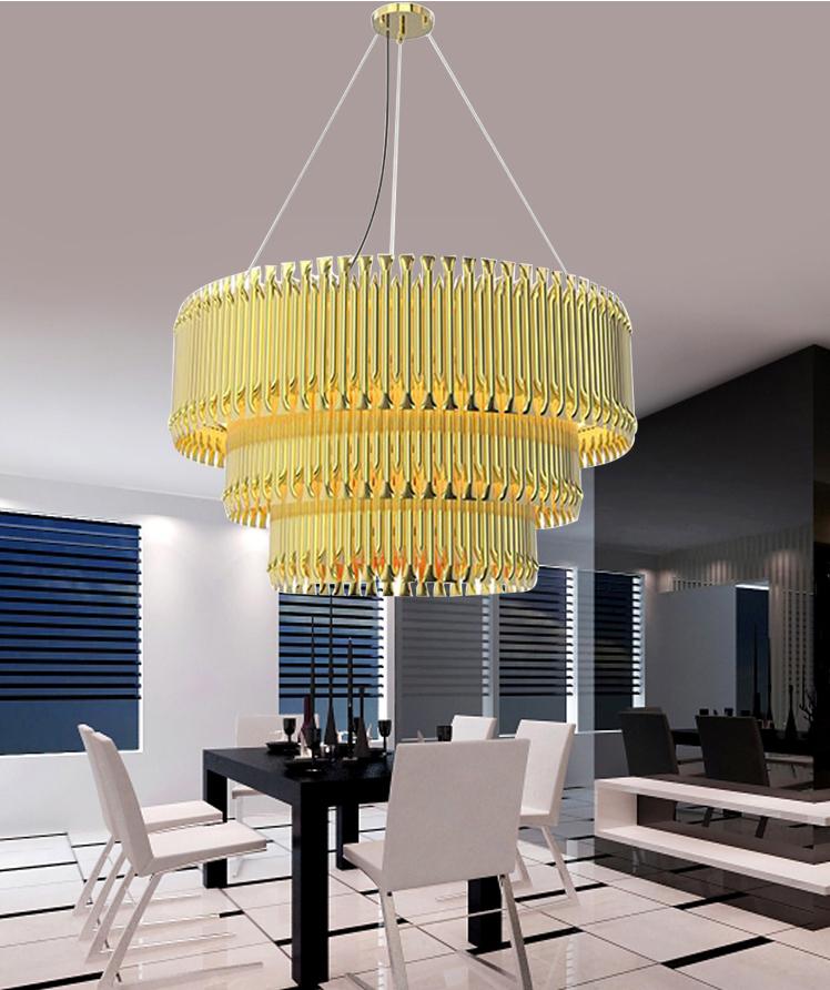 Подвесной светильник копия Matheny by Delightfull D100