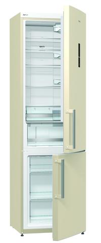 Двухкамерный холодильник Gorenje NRK6191MC
