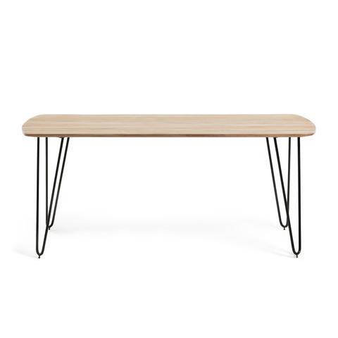 Обеденный стол Barcli 200x95 черный