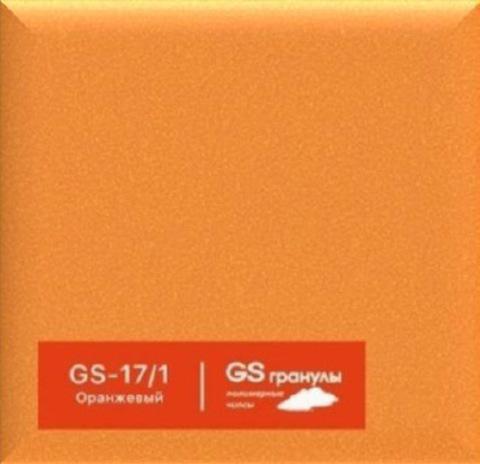 Столешница из искусственного камня PROlit GS-17/1 (оранжевый)