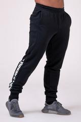 Мужские брюки джоггеры Nebbia 185 black