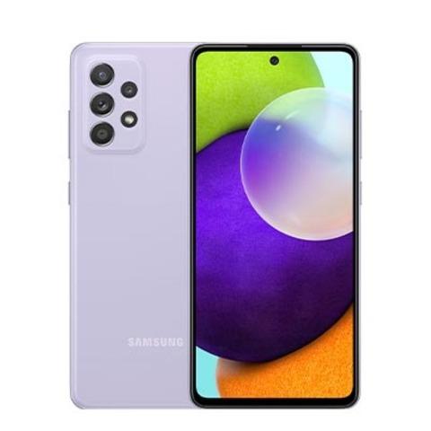 Samsung Galaxy A52, 128 ГБ, Лаванда