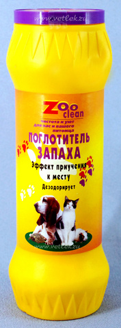 ЗооКлин Поглотитель запаха (эффект приучения к месту)   *20