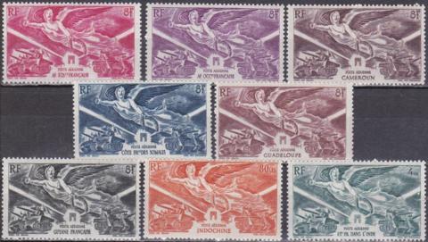 Omnibus 1946 **MNH-полный комплект