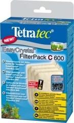 Tetra EC 600 С фильтрующие картриджи с углем для внутреннего фильтра EasyCrystal 600