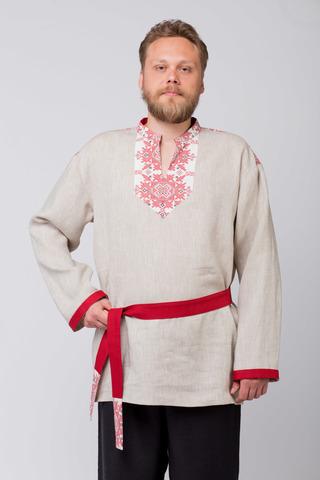 Русская рубаха Земледелие