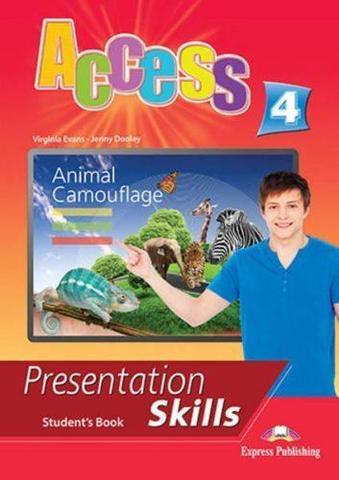 Access 4. Presentation skills. Student's book. Учебник