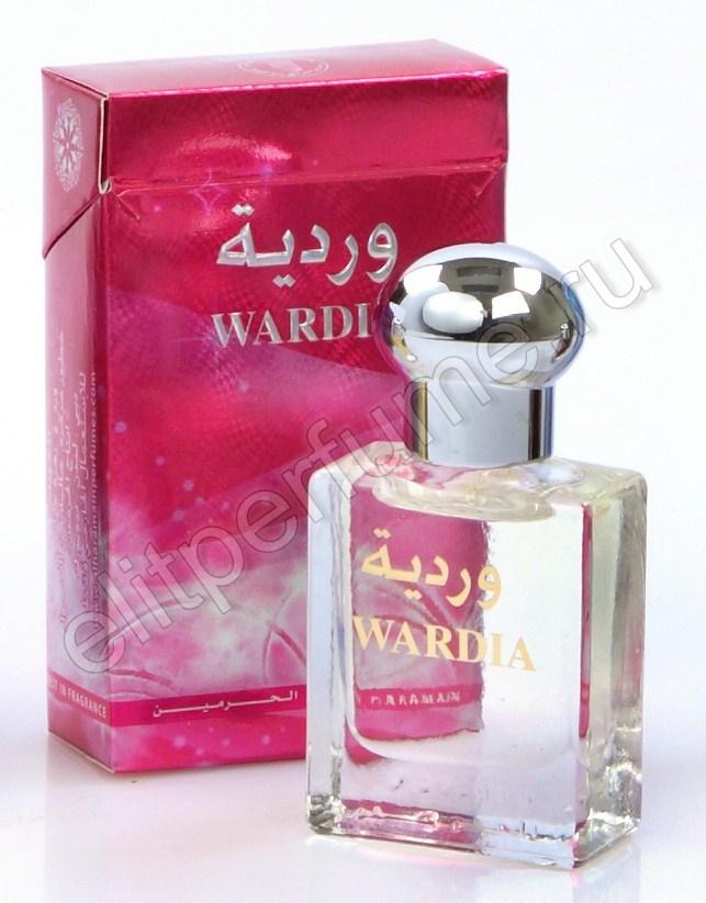 Вардия Wardia 15 мл арабские масляные духи от Аль Харамайн Al Haramain Perfumes