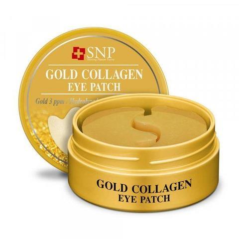 SNP Gold Collagen Eye Patch 1.25g x 60ea