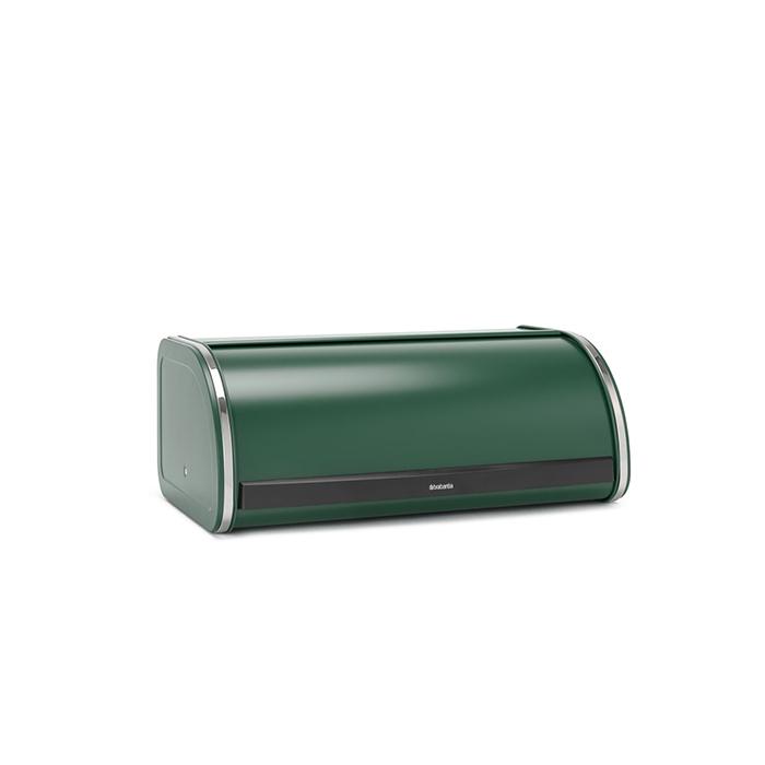 Хлебница со сдвигающейся крышкой, Зеленая сосна, арт. 304767 - фото 1