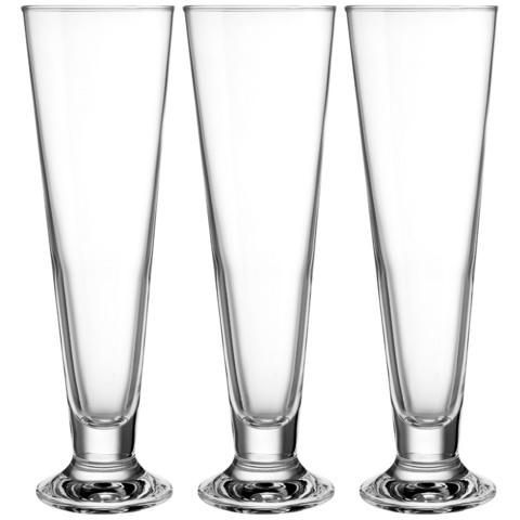 Набор из 3 бокалов для пива «Palladio», 390 мл