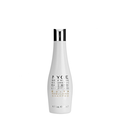 Шампунь восстанавливающий NYCE Luxury Care Evita Rebuilding Shampoo 250 мл