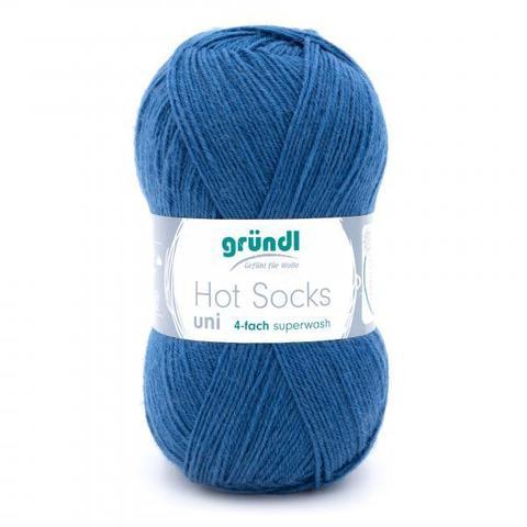 Gruendl Hot Socks Uni 100 (87) купить - www.knit-socks.ru