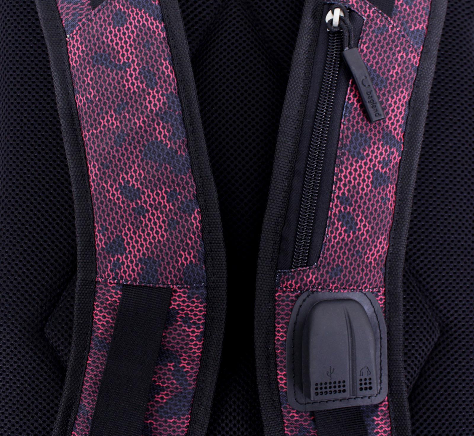 Рюкзак для ноутбука Bagland Tibo 23 л. 466 (00190664) фото 7