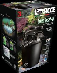 Напорный фильтр для пруда с УФ лампой Sicce Green Reset 40